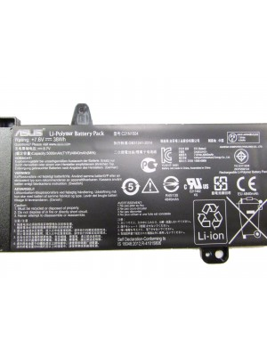 Original Asus EeeBook E205SA TP200S TP200SA C21N1504 Notebook Battery