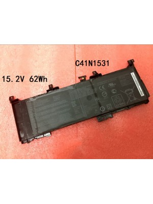 15.2V 62Wh C41N1531 ASUS GL502VS-DS71 Series Genuine Original Battery