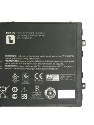 Dell 0PD19 OPD19 inspiron 5442 5542 5447 5547 58WH laptop battery