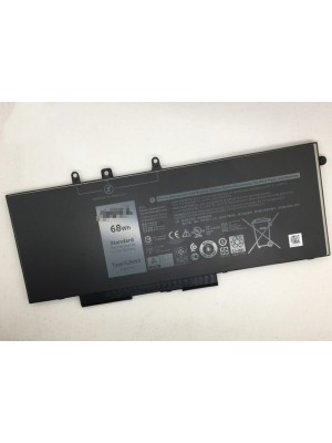 68wh 7.6 V Dell LATITUDE 5490 E5590  DV9NT KCM82 GJKNX laptop battery