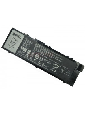 91Wh MFKVP T05W1 Genuine Battery For Dell Precision 15 7000 17 7000 Series