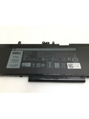 Dell WJ5R2 4F5YV Precision 3510 Series 84Wh 11.4V laptop battery