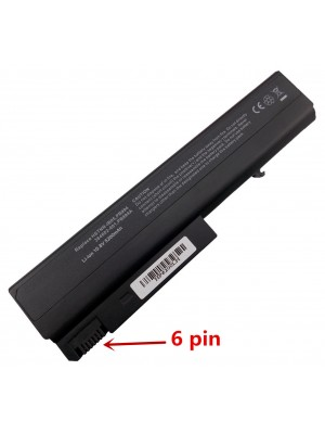 Replacement New HP 6510B 6515B 6910P NC6400 HSTNN-IB05 6 Cells Notebook Battery