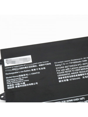 L15M4P20 L15S4P20  53Wh Battery for Lenovo YOGA 4S 900S 900S-12ISK
