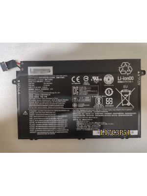 Lenovo L17C3P51 01AV448 SB10K97609 ThinkPad E490 laptop battery